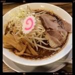 ばんどう - 濃厚ラーメン 680円