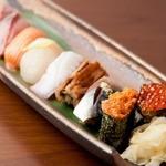 居酒屋いち - 赤酢のお寿司