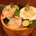居酒屋いち - 北海道直送の魚介類