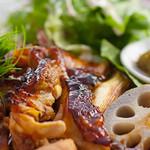 ケーウッド - 徳島県産阿波尾鶏のグリル~熟成ダレをからめて~