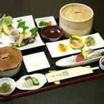 活魚料理 待多郎 - <待多郎膳>デザート、コーヒー付