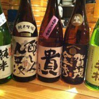 店長,日本酒大好きです!