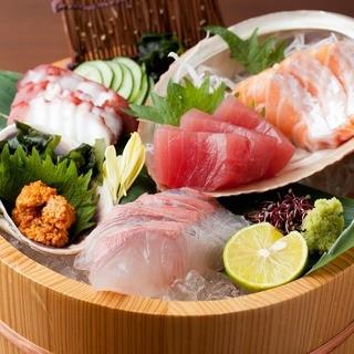 うまい魚が食べたい方はぜひ当店へお越しください!