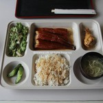 伊豆味ドライブイン - 料理写真:うなぎ定食