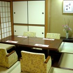 活魚料理 待多郎 - <掘りごたつ部屋>12名様まで。