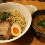 麺屋 すずらん - #033 @つけ麺辛塩850円
