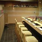 活魚料理 待多郎 - <1階カウンター席>
