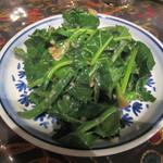 23942536 - 青菜のアシン炒め