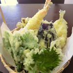 たんぽぽ - 天ぷら_2014-01-29