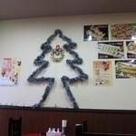 永利 - 中華のお店もクリスマスです。