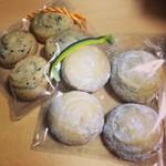 のわのわカフェ - クッキーテイクアウト