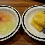 けん - デザート