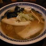 さぼりや - 料理写真:こってりラーメン 500円