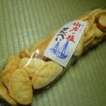23946662 - 伯方の塩せんべい(530円)