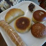 ケント ベーカリー - 購入パン