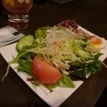 セブンストック - グラタンセットのサラダ