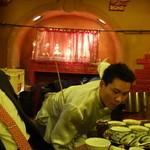 中国茶房8 - お茶 パフォーマンス4