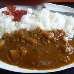十夜ヶ橋食堂 - 料理写真:カレー
