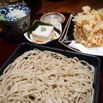 紗羅餐 - 甘味付きレディースセット1600円