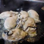 23955651 - 大ぶりの牡蠣