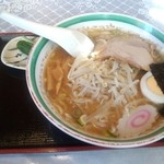 あさま食堂 - 料理写真:みそラーメン