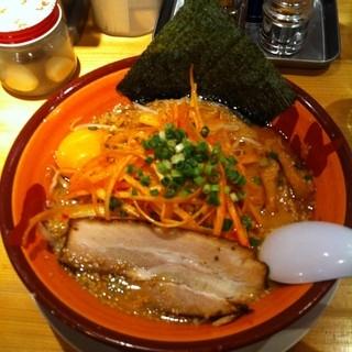 味噌屋せいべえ 大宮店 - 大宮駅東口の味噌屋 せいべえで夕食。辛ねぎ玉みそを食した。