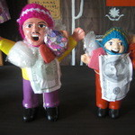MANGALA - エケコ人形