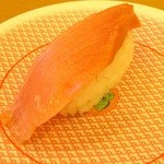 かっぱ寿司 - 料理写真:デカネタ中とろ
