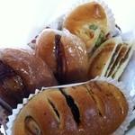 公園まえのパンやさん - 料理写真:安くておいしいパン屋さん