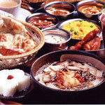 ONSEN食堂 - インドカリー