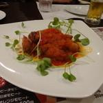 YAJI - 若鶏のトマトソース煮込み