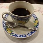 YAJI - サービスのコーヒー