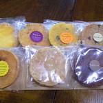 森のケーキ屋 どんぐり - 料理写真:焼き菓子
