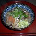 阿蘇の風 - 野菜たっぷりのけんちんそば