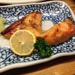 とんかつ 安右衛門 - 鮭カマの味噌漬け