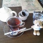 しょこら亭 - セイロン紅茶550円