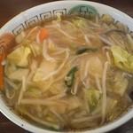 火門拉麺 - あんかけラーメン 醤油