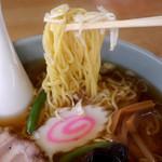 富士屋 - ラーメン(600円)
