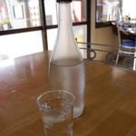 富士屋 - 湧き水飲み放題!
