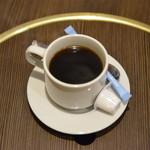 清香園 - コーヒー