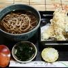 Mitsunoya - 料理写真:<上>天ぷら盛り合わせそば