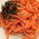 博多満月 - 明太子ちゃんぽん麺