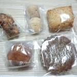 23966083 - 焼き菓子色々