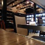 beer & wine厨房 tamaya - 店内の様子(2013/12)