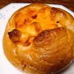 23968586 - カマンベール チーズの風味が生きていました。