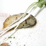 GALA BAR MIZUNO - 牡蠣のソテー