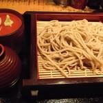 ふじい de みのり  - 蕎麦