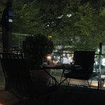 ブルガリ イル カフェ - リゾート風のテラス席☆