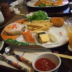 2397504 - お子様セット お寿司