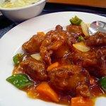 2397616 - 鶏肉の甘酢炒め